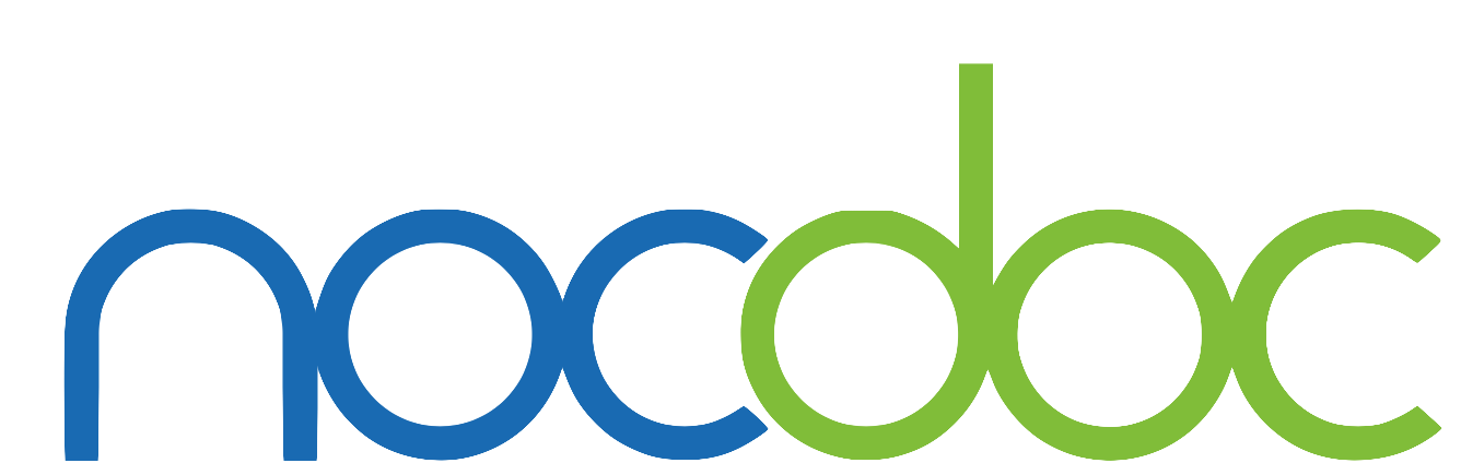 NOCDOC Protect•Detect•Support•Change Logo